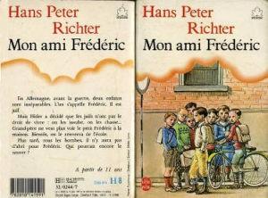 Mon ami Frédéric de Hans Peter Richter