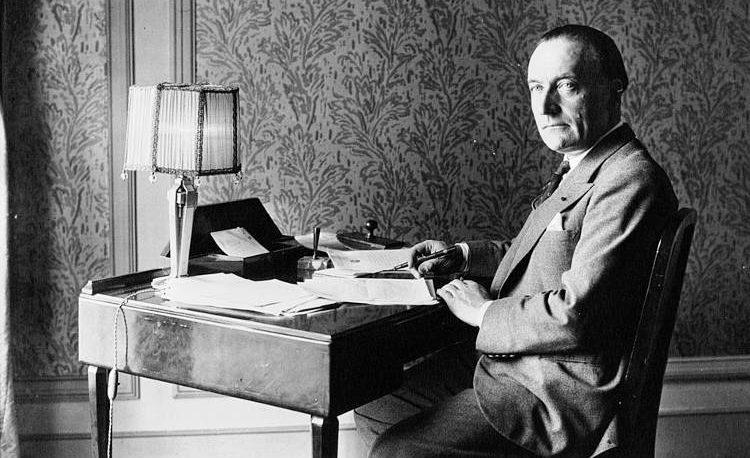 Jules Romains en 1934
